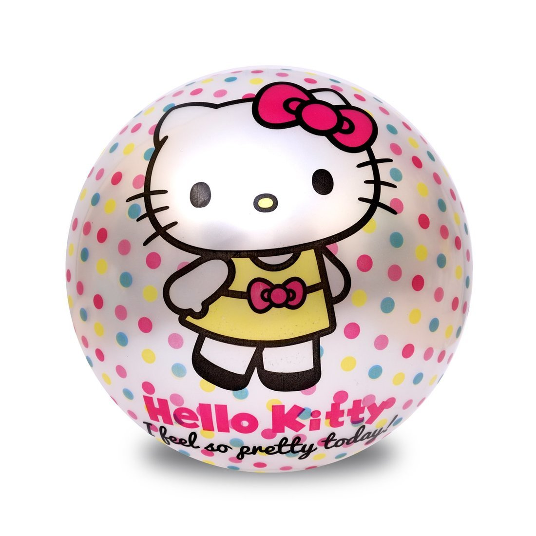 Мяч 23 см Hello Kitty -1