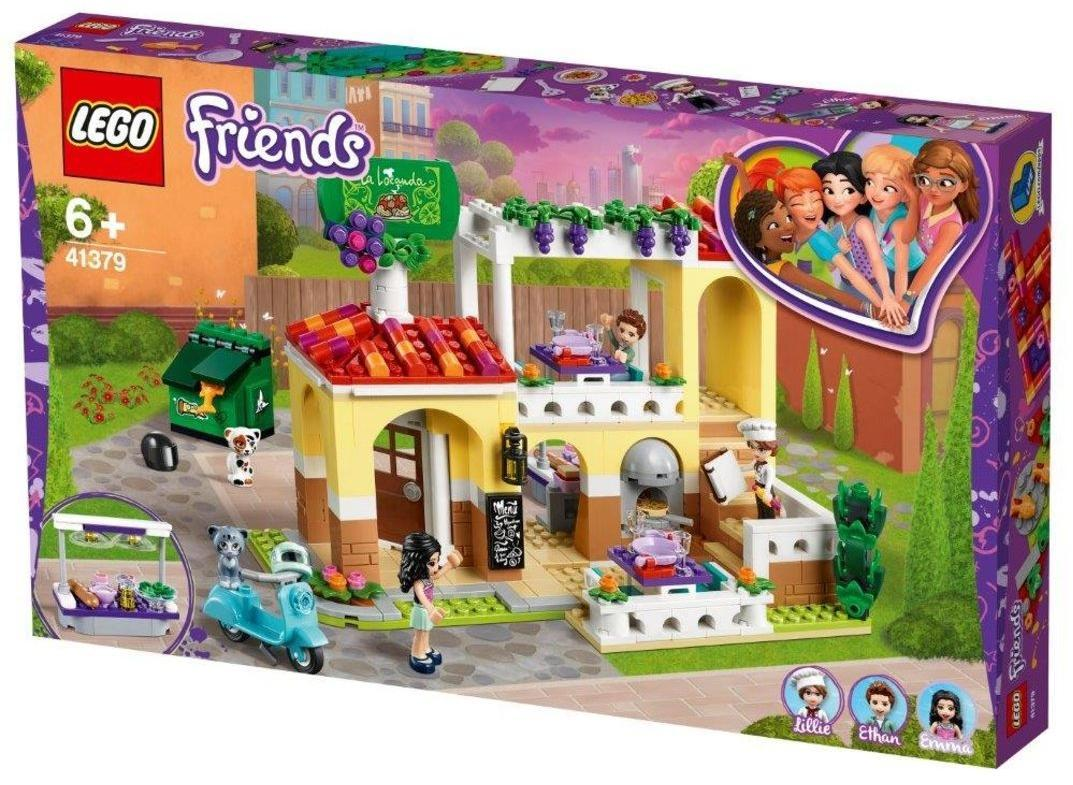 Констр-р LEGO Friends Ресторан Хартлейк Сити